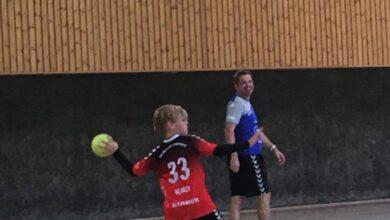 Bild von Männliche E1 holt zwei Punkte in Altena